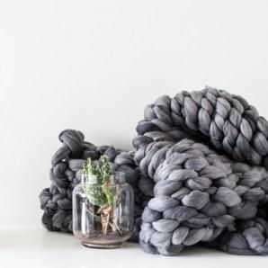 jislaaik - merino wool blanket queen