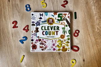 Clever Count Book