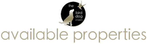 Available Properties from this Member of The Bird Dog Program Real Estate Investing and Short Sale Program