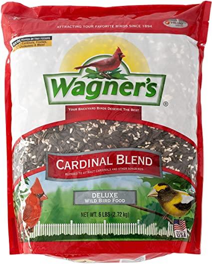 Wagner's 62032 Cardinal Blend Food