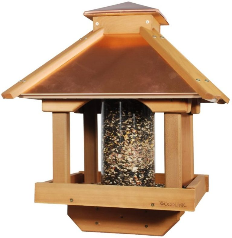 Woodlink Coppertop Bird Feeder