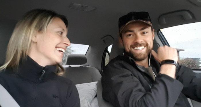 Ashley and Trevor
