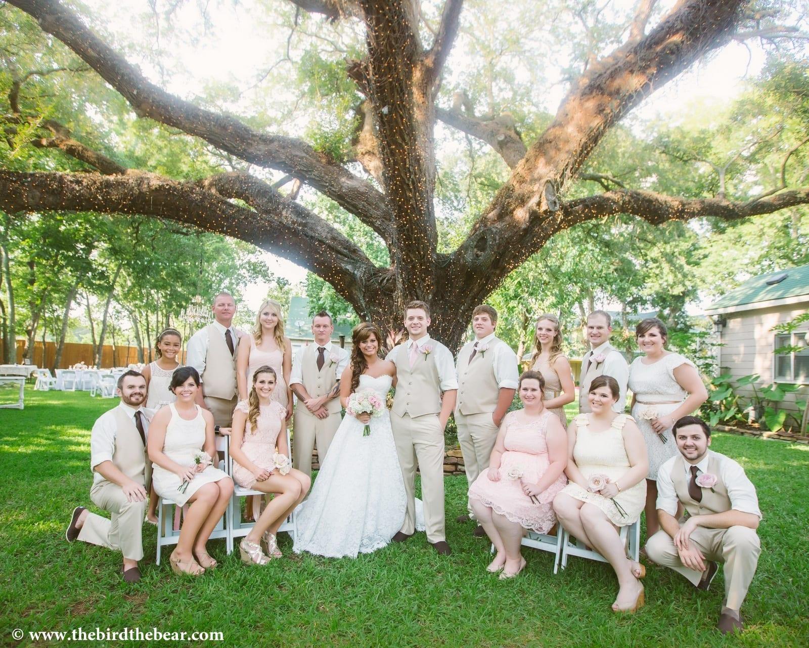 Oak Tree Manor Wedding Kaitlin Amp Seth The Bird Amp The