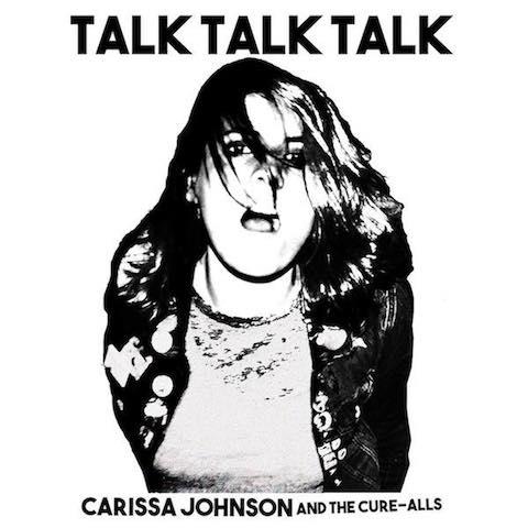 Album Review: Carissa Johnson – Talk Talk Talk