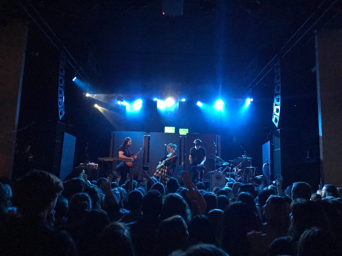 Show Review: EZI at the Sinclair – 11/7