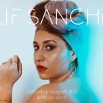 Elif Sanchez to Appear on BIRN Alive