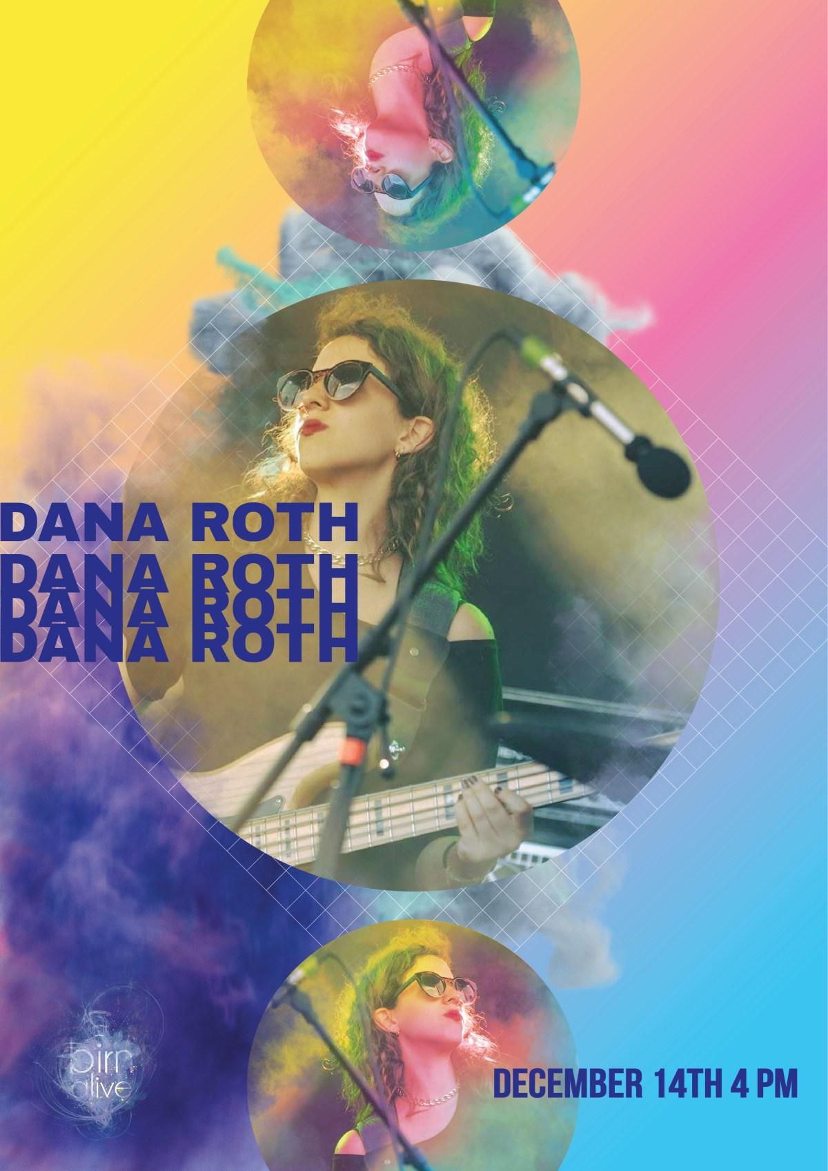 The Dana Roth Group plays BIRN Alive