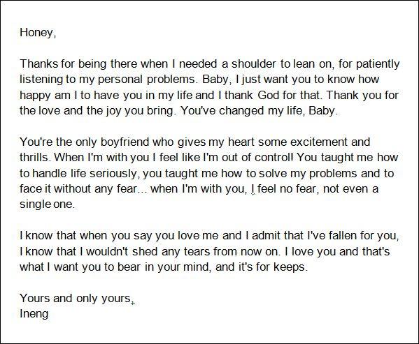 30 Emotional Birthday Letters For Boyfriend Of 2021