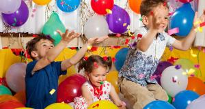 Birthday Party Games Ideas for Kids