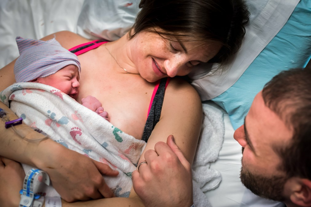 7 Practices for a Natural Birth