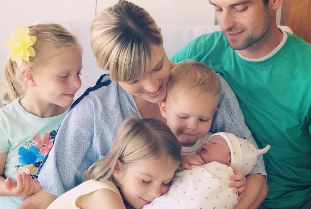 Natural Birth After Three Epidural Births