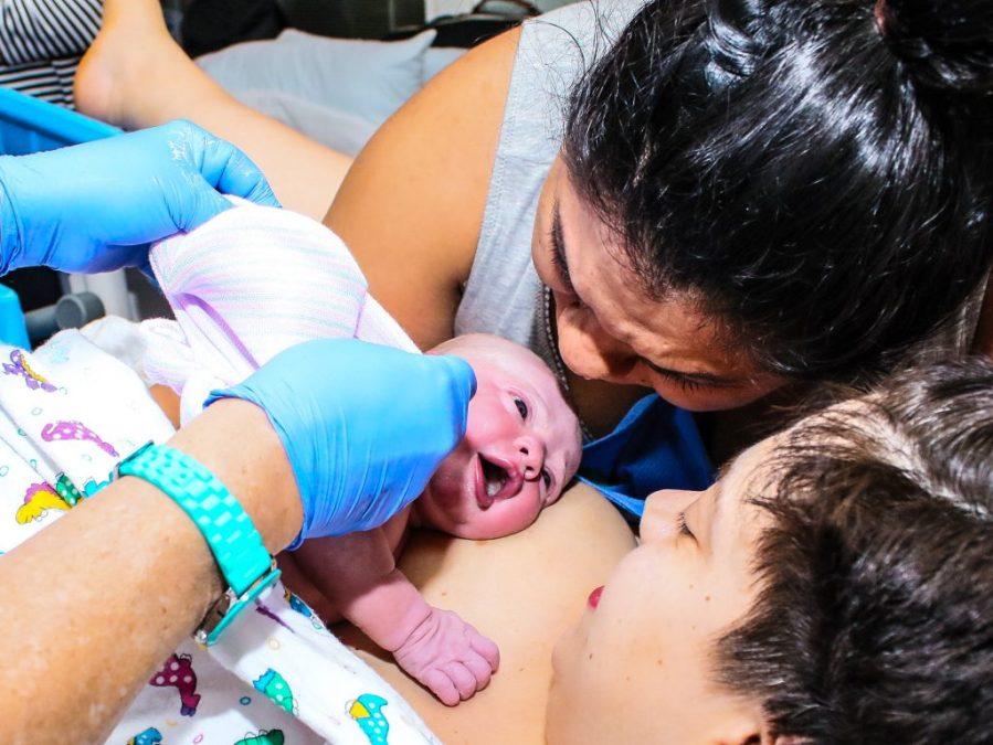 Double Rainbow Babies: Lesbian Couple Delivers 3 Days Apart