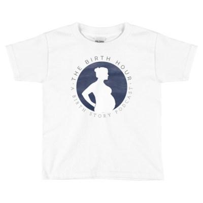 'The Birth Hour' Kids Logo Tee