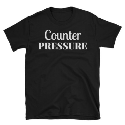 'Counter Pressure' Birth Partner Tee