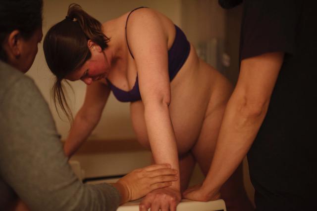 Three Beautiful Hospital Births & Mammary Hypoplasia