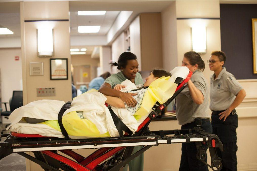 Unmedicated Hospital birth, Healing After Loss & Rainbow Baby Birth Story