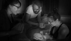 homebirth waterbirth