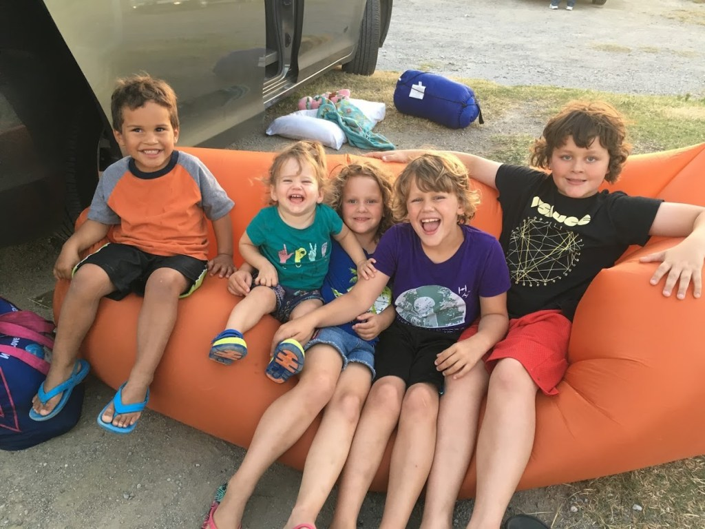 4 kids plus adoption stories