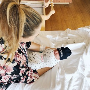 sarah rainwater birth story