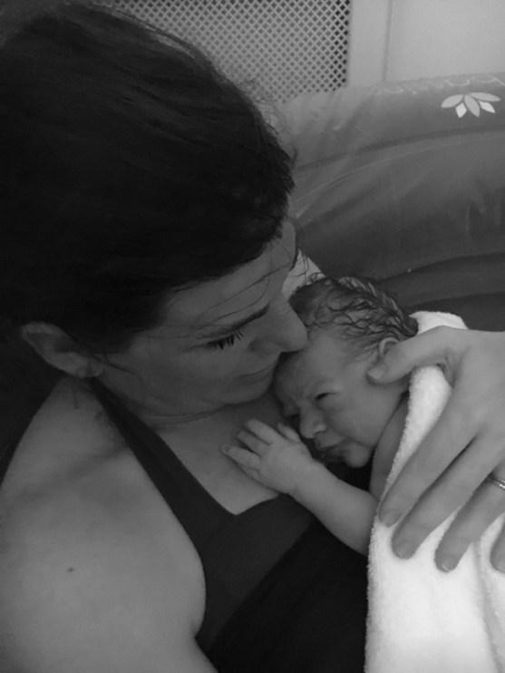 homebirth in UK