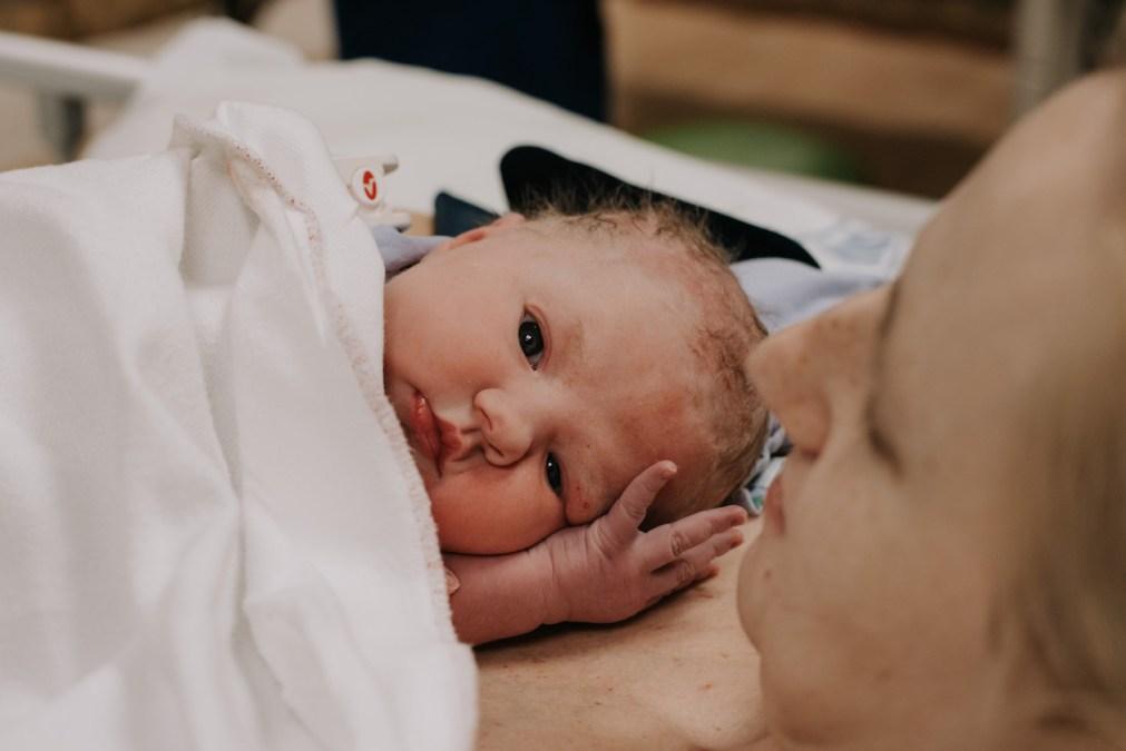 Traumatic First Birth & Redemptive Elective Cesarean Birth Stories