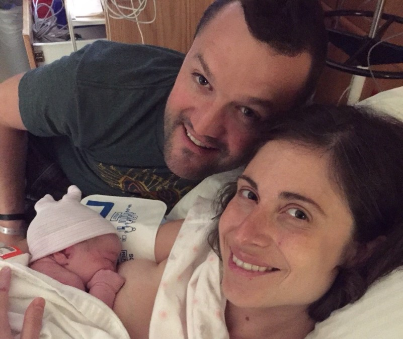 Successful ECV for Breech Baby & Two Hospital Birth Stories