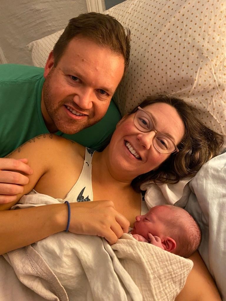 adoption birth story