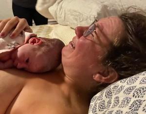 homebirth after adoption