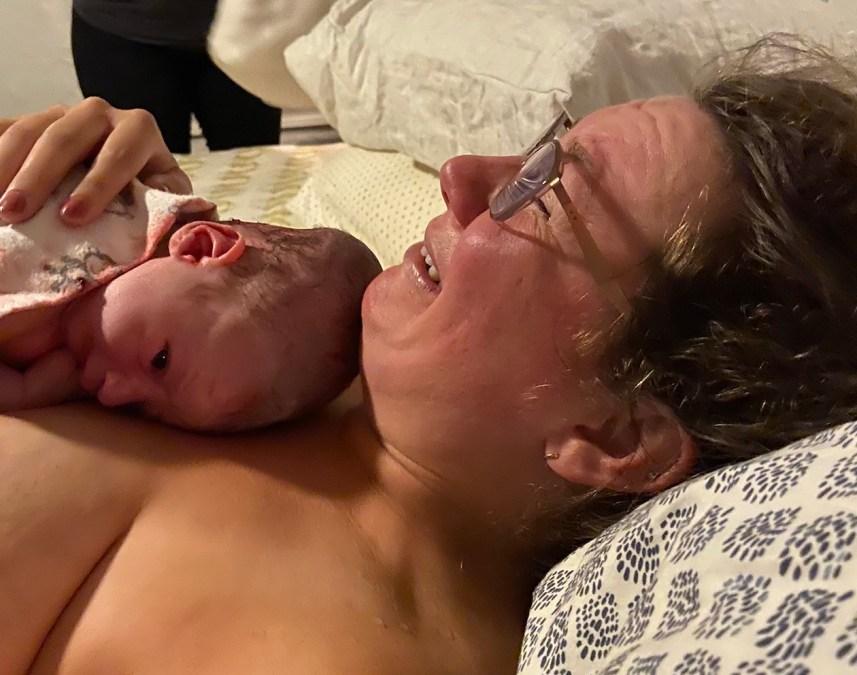 Adoption & Homebirth Stories