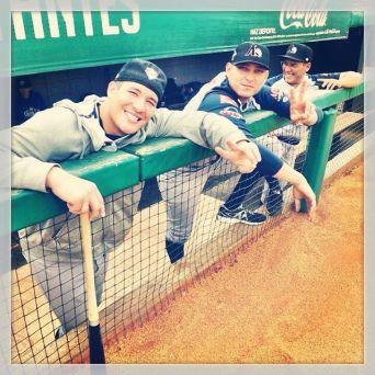 Anthony, Jesse & Manager