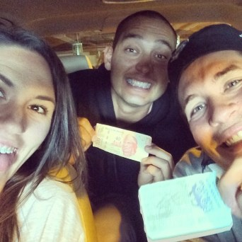 100 Pesos for a Weekend in Tijuana. We're Rich!