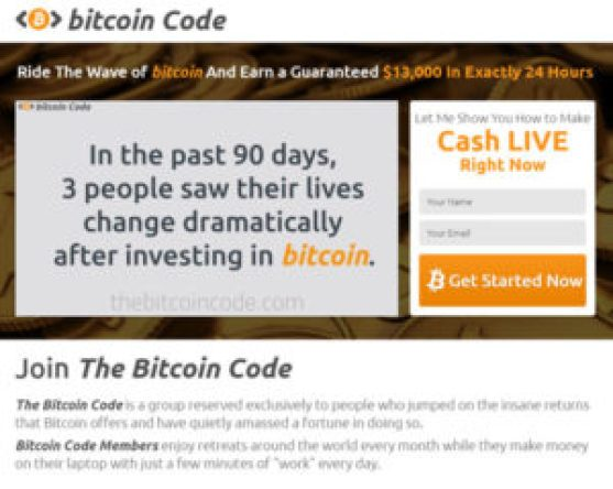 Dragons Den Bitcoin Code Review