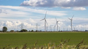 wind farm, renewable energy, mining