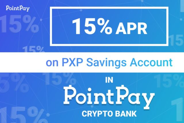 Pic article PointPay How to Earn 15 Yearly with PointPay during COVID 19 Crisis