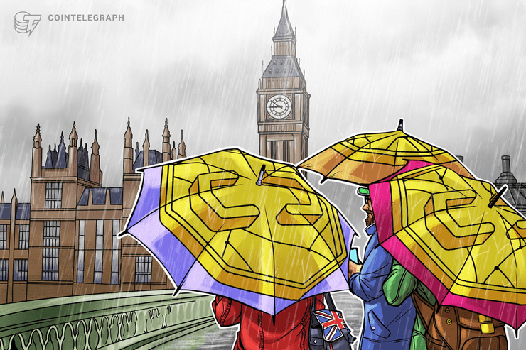 OrLOK7 - New Report on Crypto's Legal Status in UK Lays Out Regulation Options
