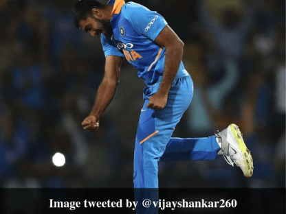 The No.4 Conundrum - Is India's Faith In Vijay Shankar Misplaced?