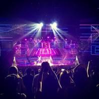 Backstreet Boys' show ending.