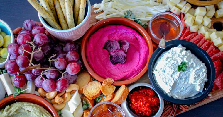 How To – Mezze Platter