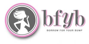 Borrow for Your Bump logo