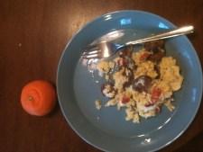 Chorizo Eggs