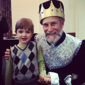Jude and the King
