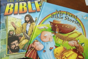 bible storybooks