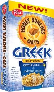 honey bunches of oats greek