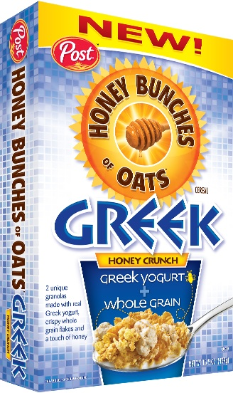 honey bunches of oats greek