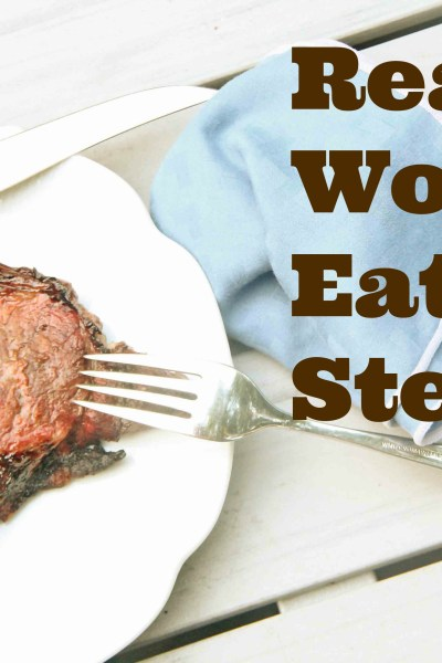 real women eat steak