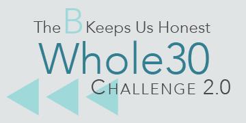 Whole30 Challenge