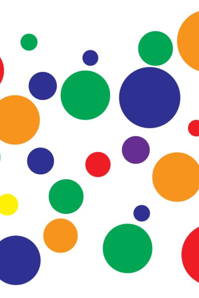 Printable Color Dots