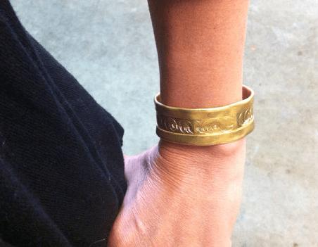 Melissa Tyson Design bracelet
