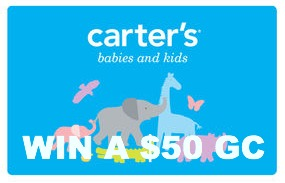 Carters GC Giveaway
