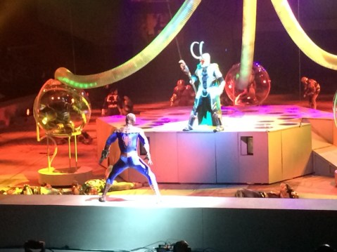 Marvel Universe Live - Raleigh, NC